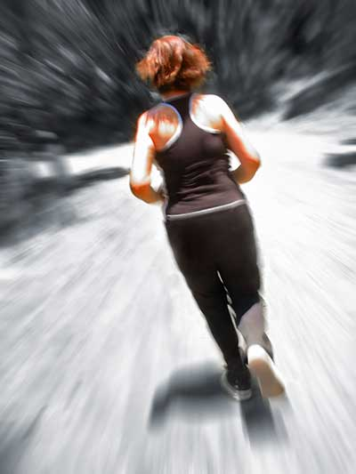 Angst og motion