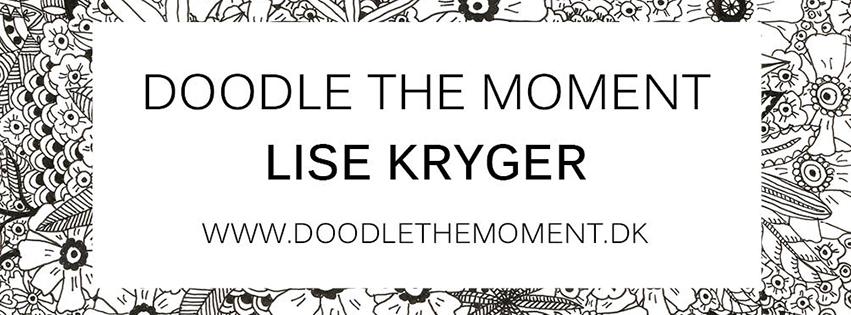 Lise Kryger - Doodle the moment