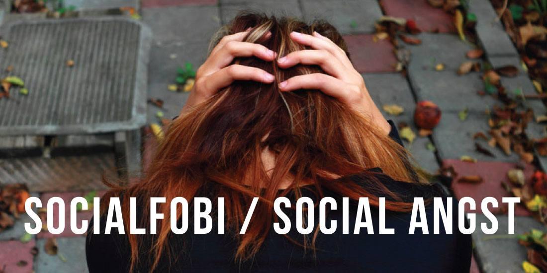 socialfobi / social angst