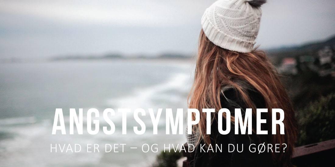 Angstsymptomer