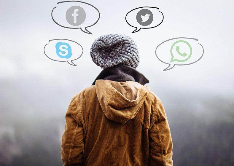 Kan du få angst af at være på de sociale medier?